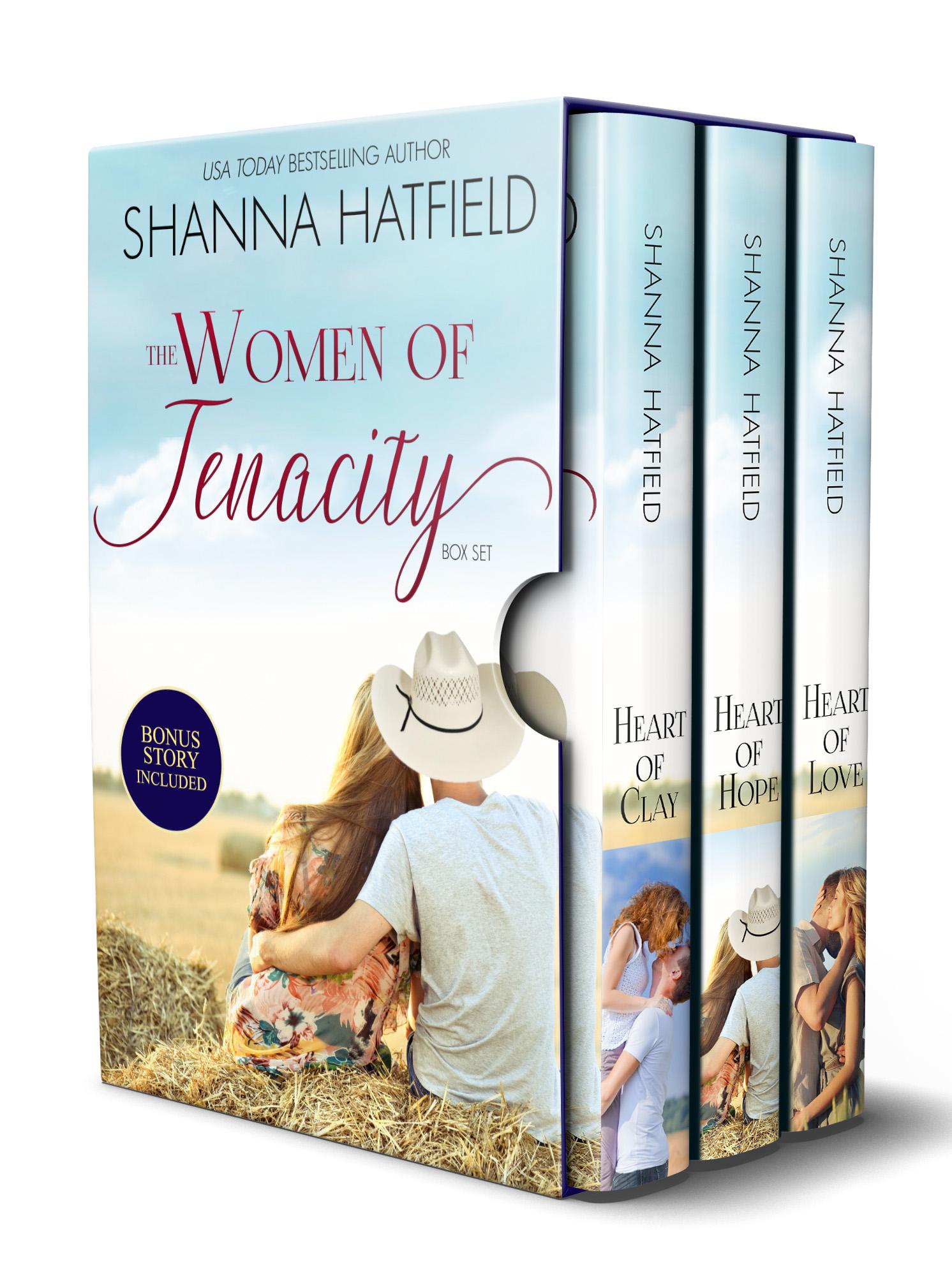 Women of Tenacity Boxed Set