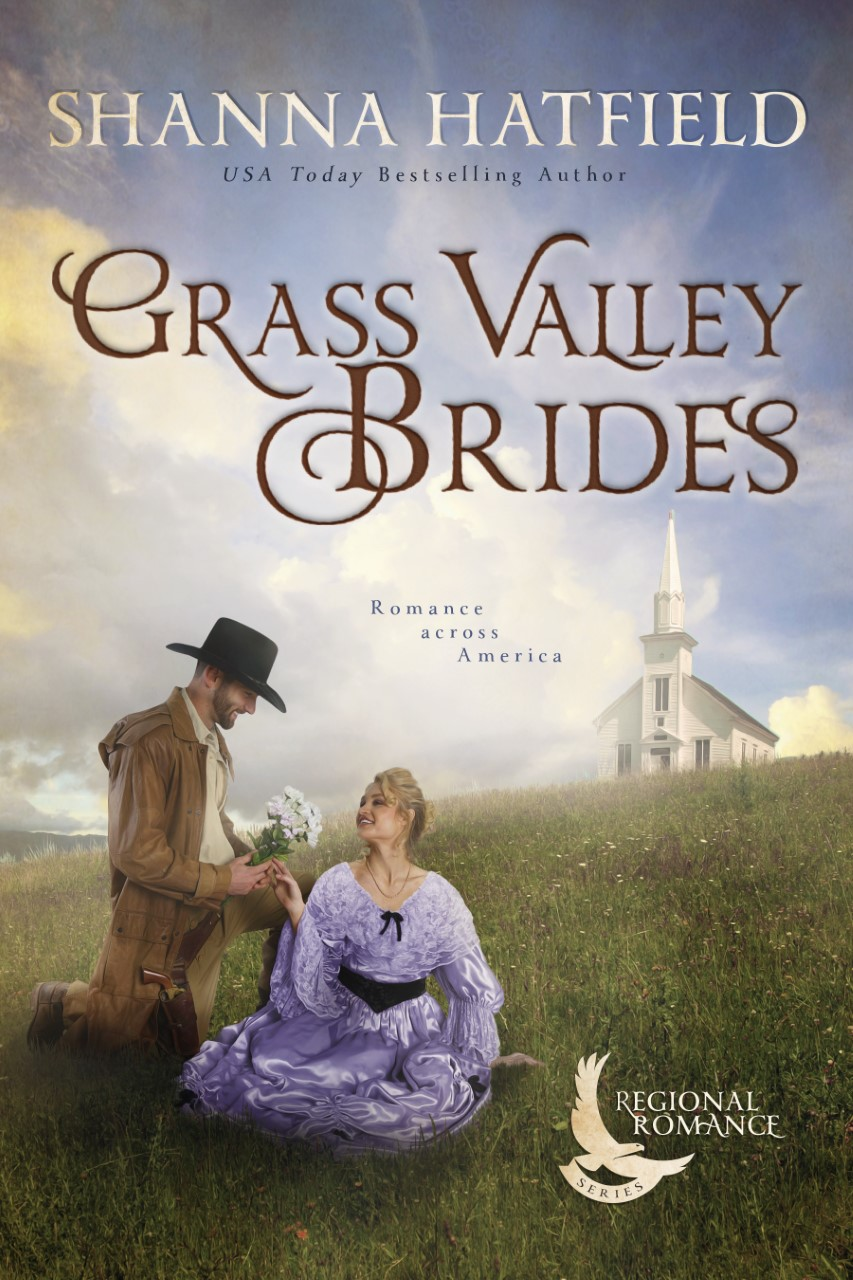 Grass Valley Brides cover