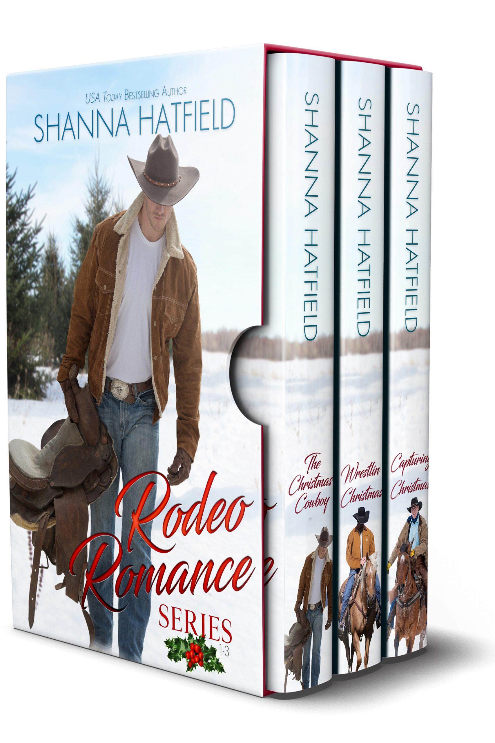 Rodeo Romance three box set 1-3
