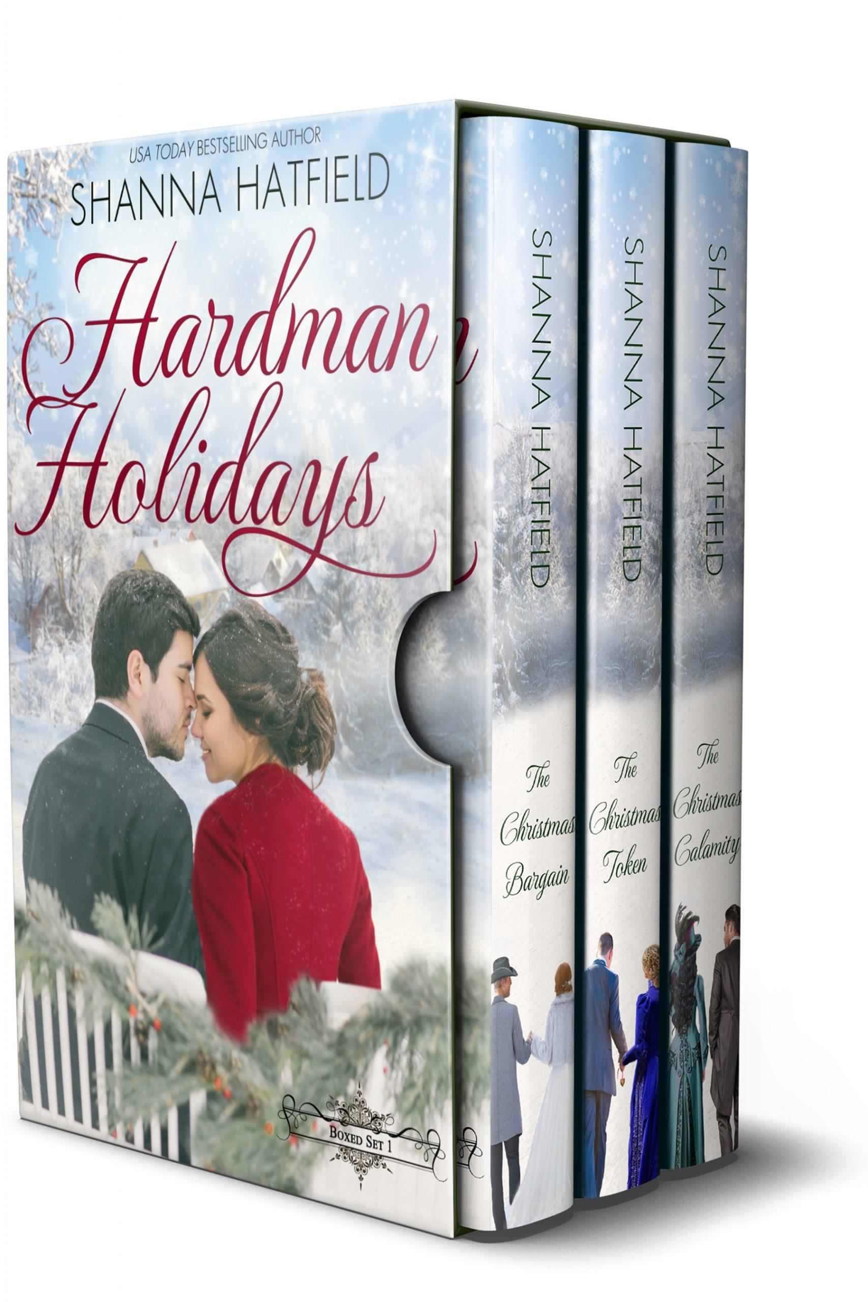 Hardman Holidays 3d Boxed set cover
