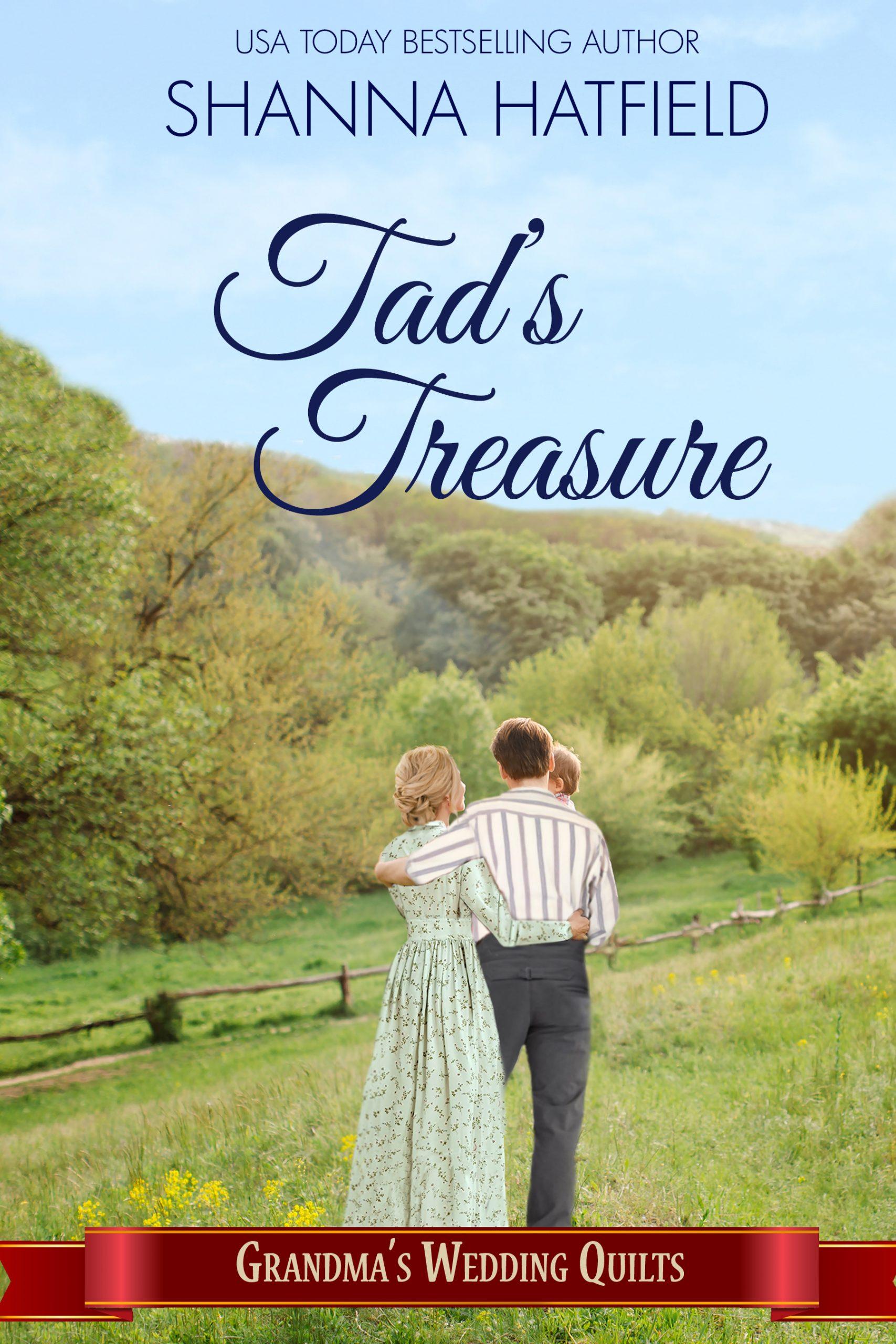 Tad's Treasure 2020 cover